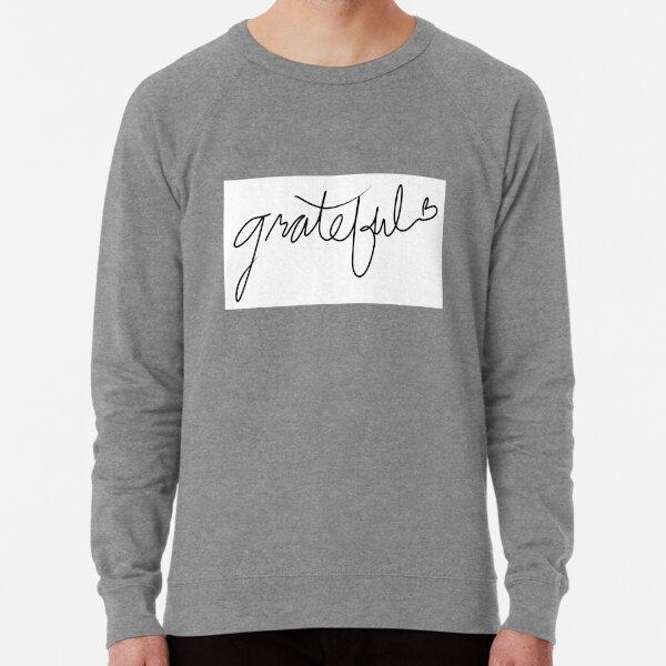 Grateful Lightweight Sweatshirt