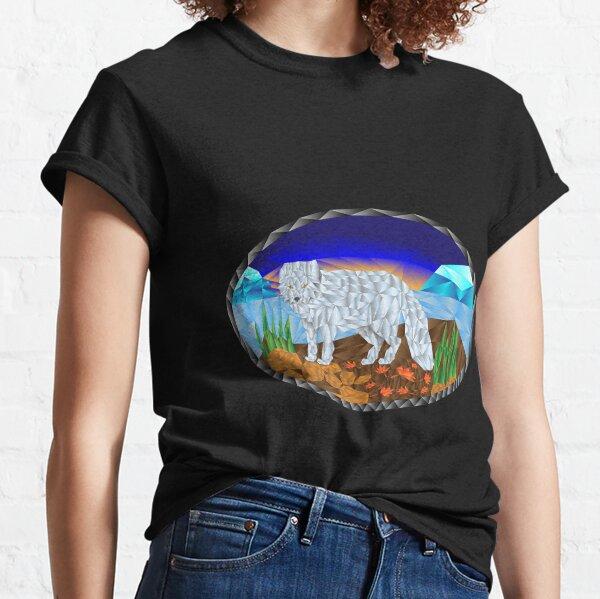Arctic Triangle Fox Classic T-Shirt