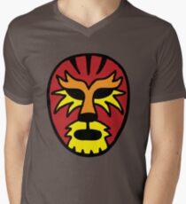 Tiger Wrestling Mask T-Shirt