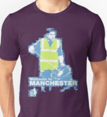 Welcome to Manchester Tevez Unisex T-Shirt