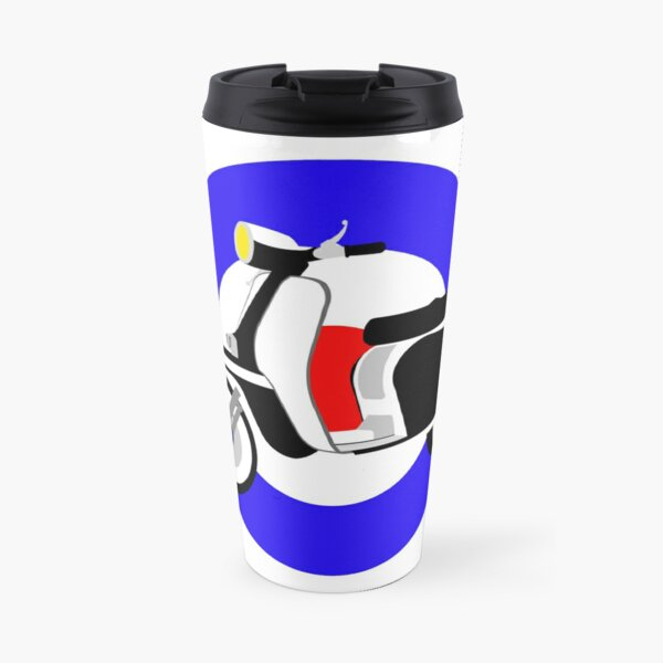 Scooter Mod Travel Mug