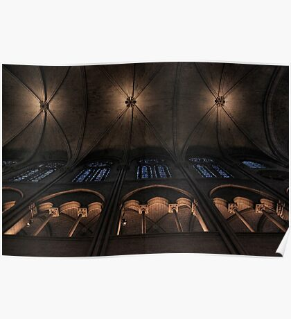 Ceiling symmetry Poster