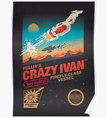 Crazy Ivan Poster