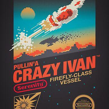 Crazy Ivan von victorsbeard