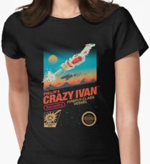 Crazy Ivan Women's Fitted T-Shirt