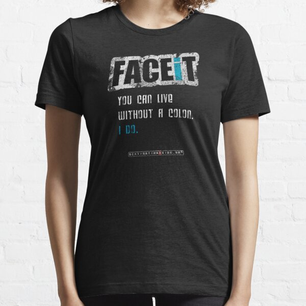 FACEiT -  No Colon Life Essential T-Shirt