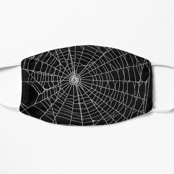 Spider Spider Web Flat Mask