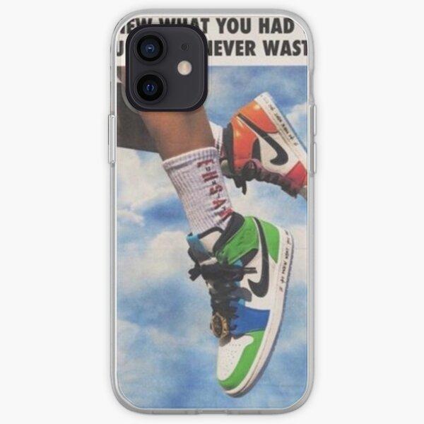 vintage shoe aesthetic  iPhone Soft Case