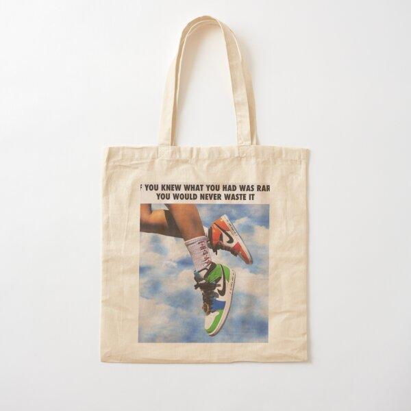 vintage shoe aesthetic  Cotton Tote Bag