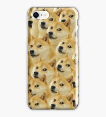 Doge meme case iPhone Case/Skin