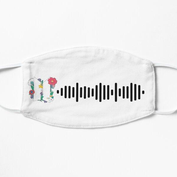 Kpop Spotify Code Face Masks | Redbubble