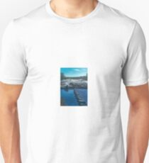 One Frosty Morning Lake District Landscape Unisex T-Shirt