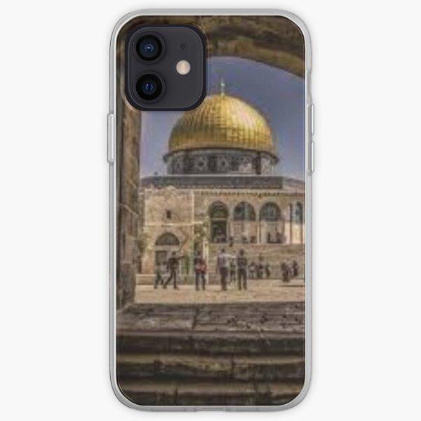 qods jerusamem palestine iPhone Soft Case