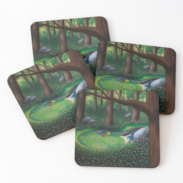 The Final Trial Coasters (Set of 4)