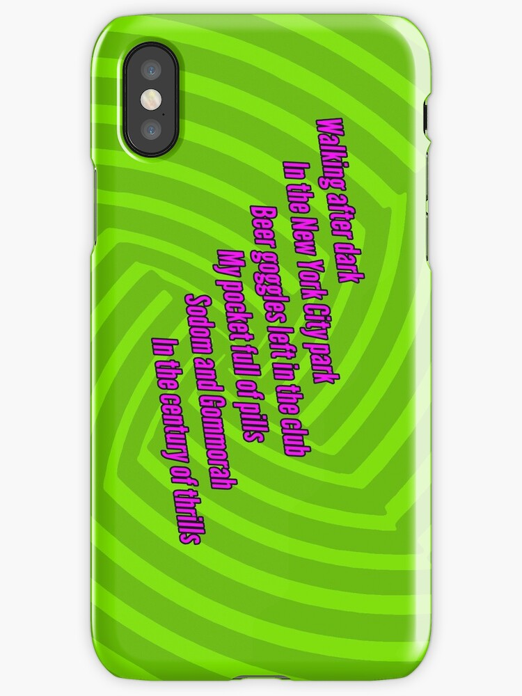 Kill The DJ - Green Day iPod / iPhone Case by Dsavage94