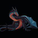 Azure Dragon by etall