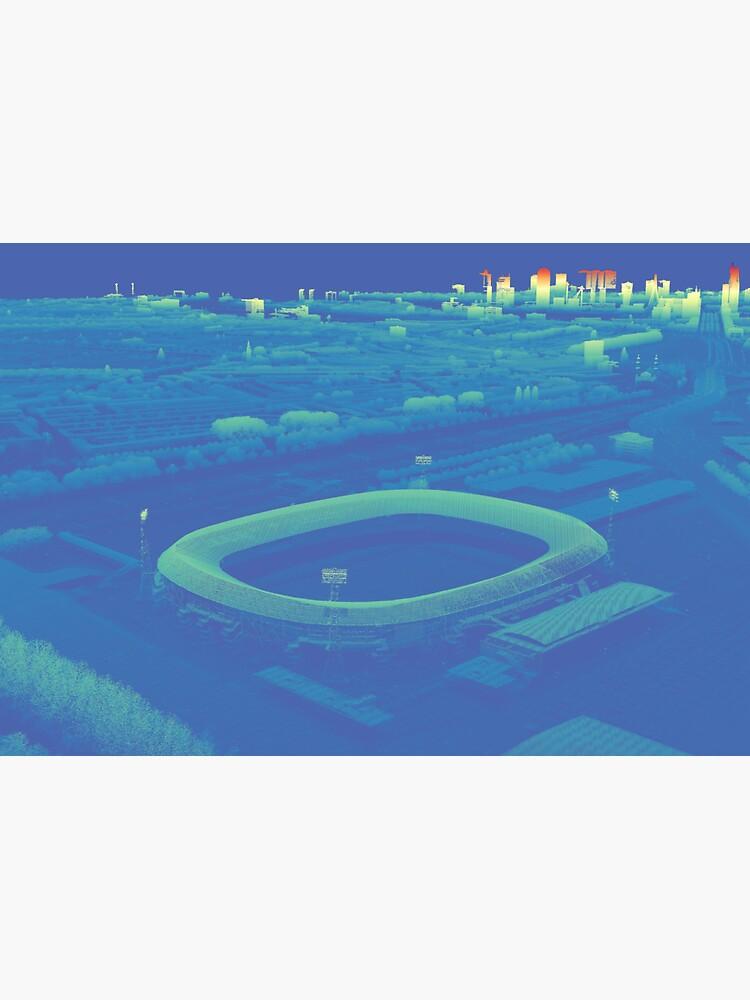 Feyenoord Stadium De Kuip Rotterdam by jvdkwast