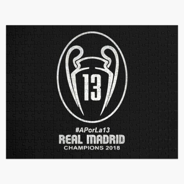 Real Madrid Jigsaw Puzzles Redbubble