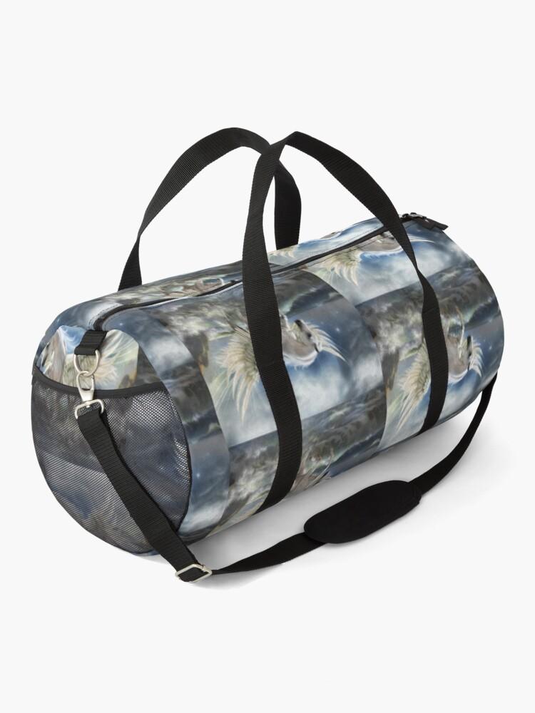 Alternate view of Pegasus Rising Duffle Bag