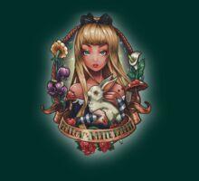 Follow the White Rabbit   Unisex T-Shirt