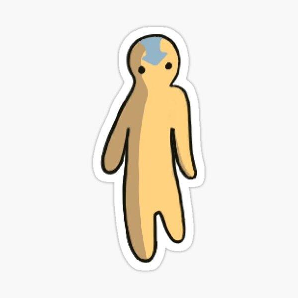 Unfried Dough- Avatar Sticker