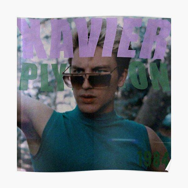 Xavier Plympton Poster