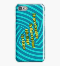 Brutal Love - Green Day iPod / iPhone Case iPhone Case/Skin
