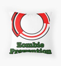 Zombie Death Corp Task Force Simple Throw Pillow