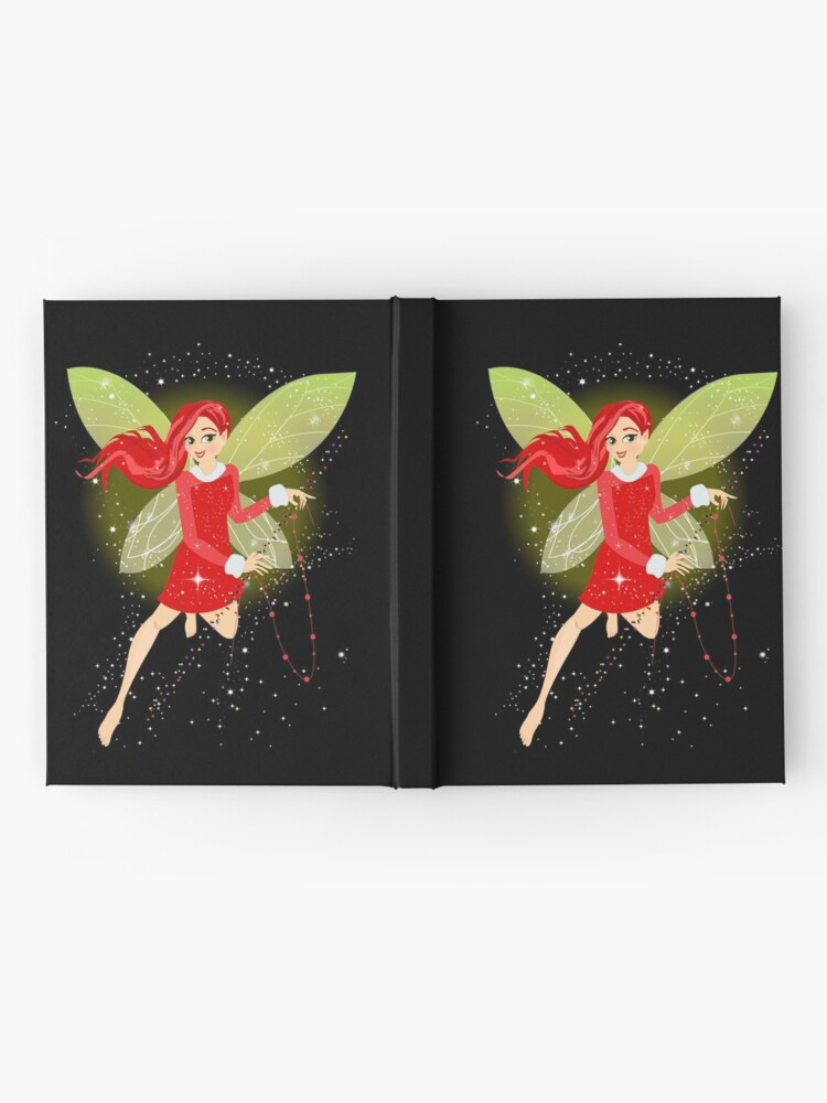 Alternate view of Holly In A Fairy Tale Christmas™ Hardcover Journal