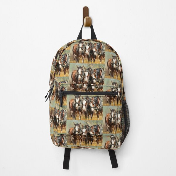 Clydesdale Conversation Backpack