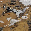 Rocks In The River by WildestArt