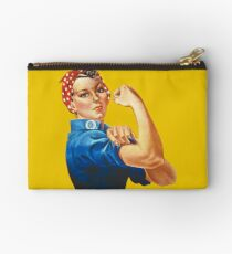 Rosie the Riveter Studio Pouch