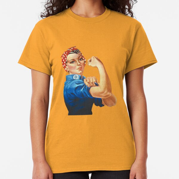 Rosie the Riveter Classic T-Shirt