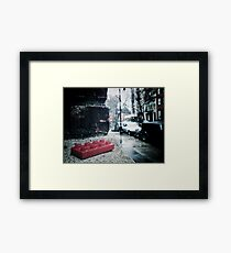 West Village, N.Y.C Framed Print