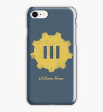 Welcome Home iPhone Case/Skin