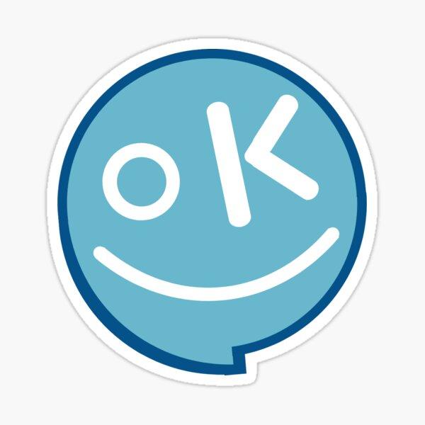 It's Okay to Not Be Okay - Hospital Sticker