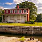 Susquehanna Museum at the Lock House by KellyHeaton