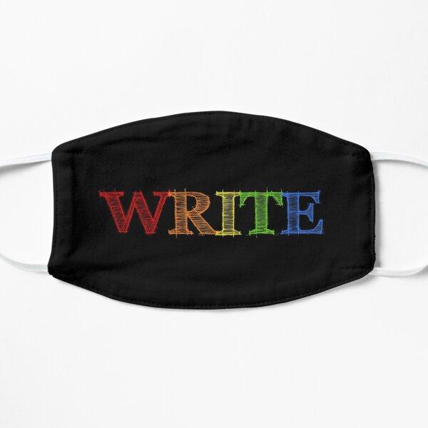 Write - Colourful Pencil Sketch Mask