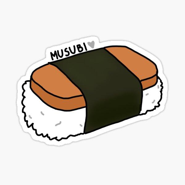 Musubi Love Sticker