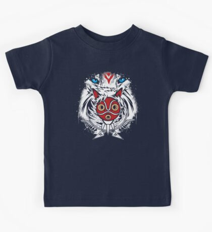 Forest Spirit Protector Kids Clothes