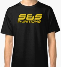 S&S Munitions Merchandise Classic T-Shirt