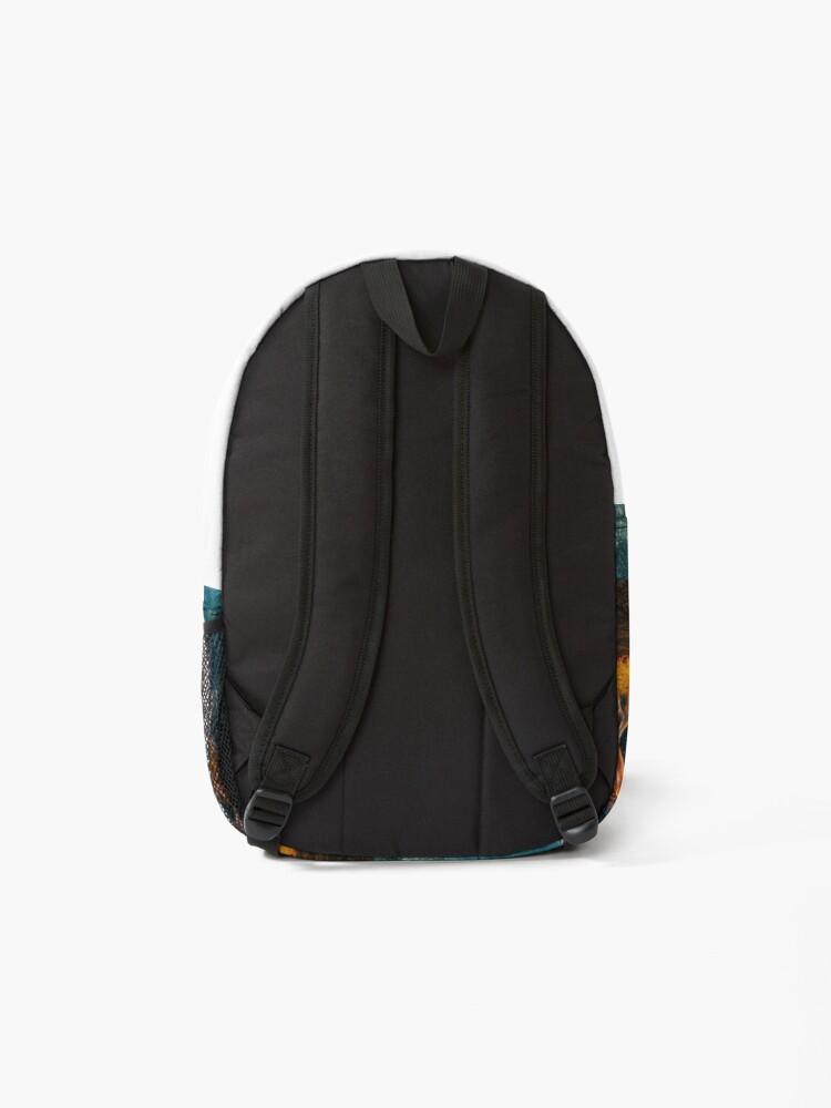 Alternate view of The Deer Backpack