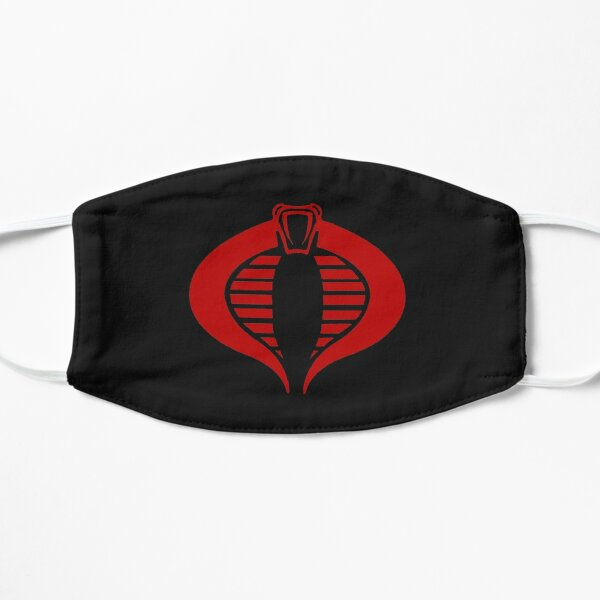 Gi Joe Cobra Enemy Logo Mask