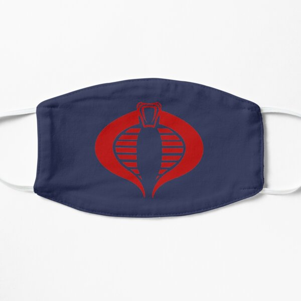 Cobra Gi Joe Logo Mask