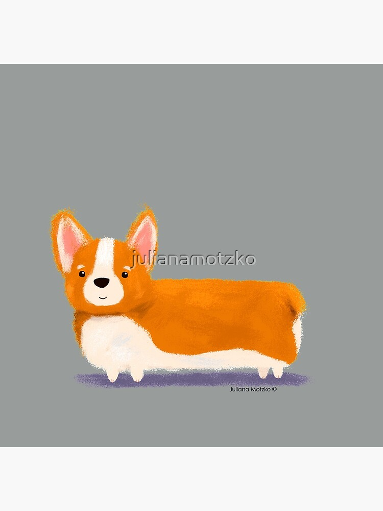 Corgi by julianamotzko