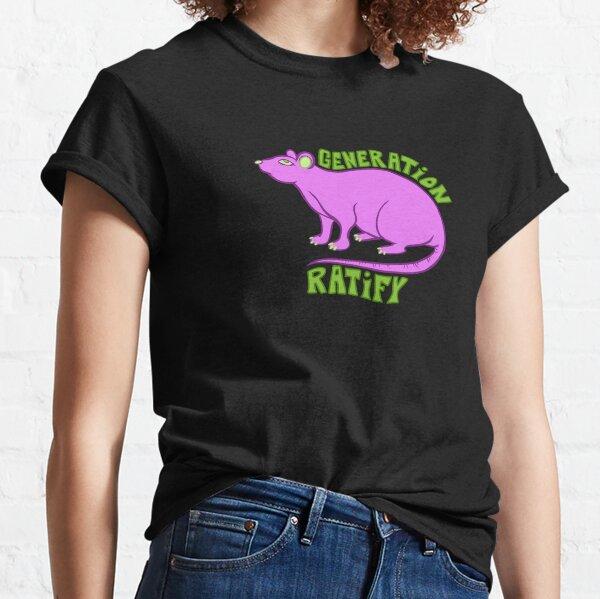 The Gen Rat: Lola Classic T-Shirt