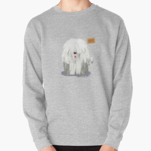 Old English Sheepdog Pullover Sweatshirt