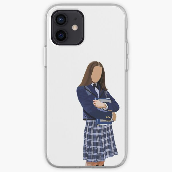 Rory in Chilton Uniform iPhone Soft Case