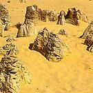 The Pinnacles 2 by Paul Dean