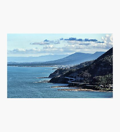 Sea Cliff Bridge Photographic Print